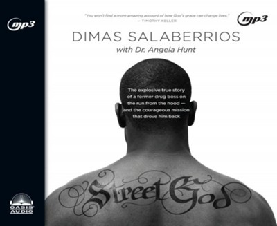 Street God                                                  -     Narrated By: Calvin Robinson     By: Dimas Salaberrios, Angela Hunt