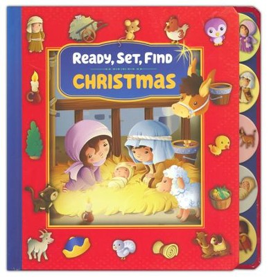 Ready, Set, Find Christmas  -