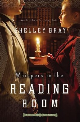 Whispers in the Reading Room - eBook  -     By: Shelley Gray