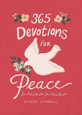 365 Devotions for Peace - eBook  -     By: Zondervan