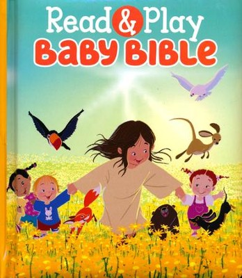 Read and Play Baby Bible Boardbook  -