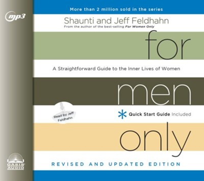 The 5 Love Languages for Men - unabridged audio book on MP3-CD  -     By: Gary Chapman