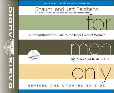 For Men Only, Revised and Updated Edition - unabridged audio book on MP3-CD  -     Narrated By: Jeff Feldhahn     By: Shaunti Feldhahn, Jeff Feldhahn