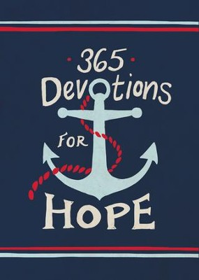 365 Devotions for Hope - eBook  -     By: Zondervan