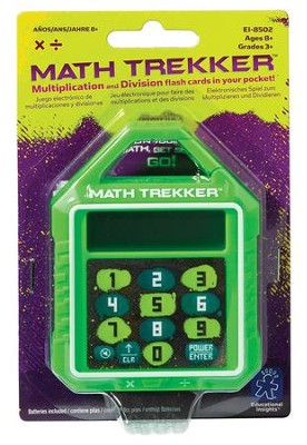 Math Trekker: Multiplication and Division   -