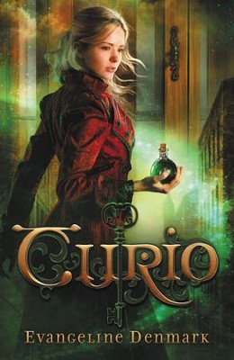 Curio - eBook  -     By: Evangeline Denmark