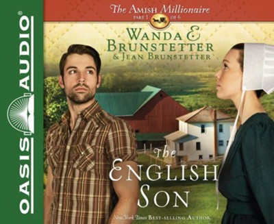 #1: The English Son - unabridged audio book on CD  -     By: Wanda E. Brunstetter, Jean Brunstetter