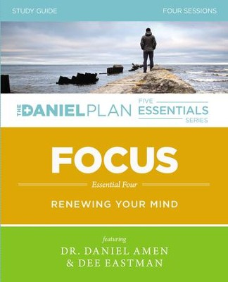 Focus Study Guide: Renewing Your Mind - eBook  -     By: Dr. Daniel Amen, Dee Eastman