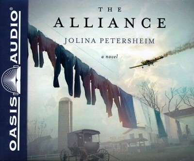 The Alliance - unabridged audio book on CD  -     By: Jolina Petersheim