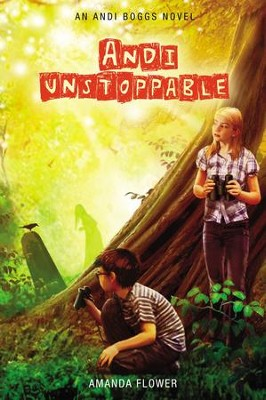 Andi Unstoppable - eBook  -     By: Amanda Flower