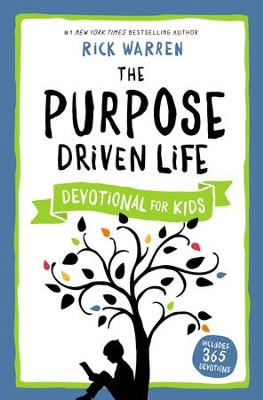 The Purpose Driven Life Devotional for Kids - eBook  -     By: Rick Warren