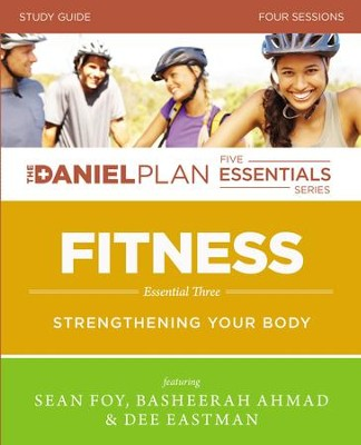 Fitness Study Guide: Strengthening Your Body - eBook  -     By: Sean Foy, Basheerah Ahmad, Dee Eastman