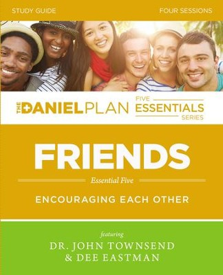 Friends Study Guide: Encouraging Each Other - eBook  -     By: Dr. John Townsend, Dee Eastman