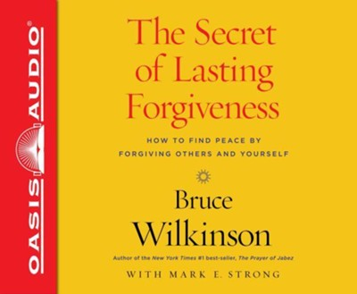 The Freedom Factor: Finding Peace by Forgiving Others...and Yourself - unabridged audio book on CD  -     By: Bruce Wilkinson