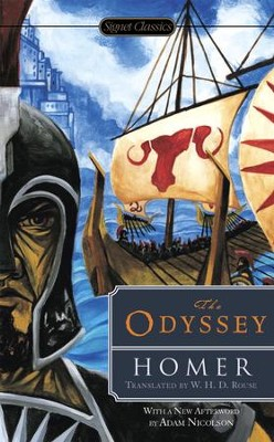 The Odyssey - eBook  -     Translated By: W.H.D. Rouse     By: Homer