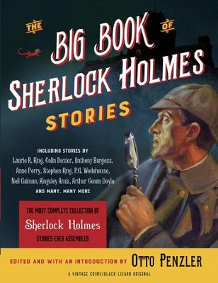 The Big Book of Sherlock Holmes Stories - eBook  -     Edited By: Otto Penzler
