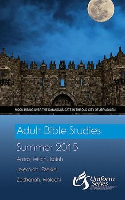 Adult Bible Studies Summer 2015 Student - eBook  -     By: Lori Broschat