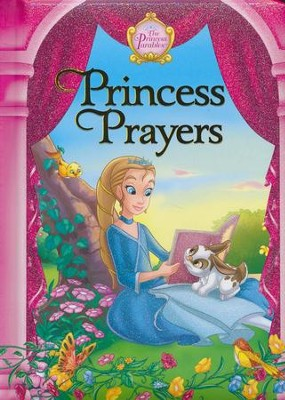 Princess Prayers  -     By: Jeanna Young, Jacqueline Kinney Johnson    Illustrated By: Omar Aranda