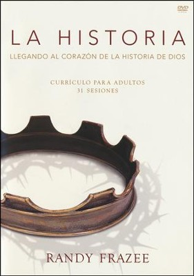 La Historia: Currículo para Adultos, DVD  (The Story Adult Curriculum DVD)  -