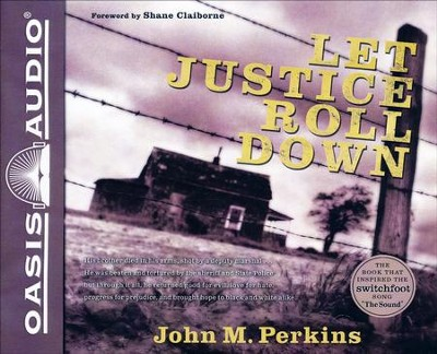 Let Justice Roll Down - unabridged audio book on CD  -     By: John M. Parkins