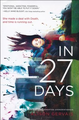 In 27 Days   -     By: Alison Gervais