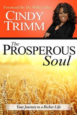 The Prosperous Soul: Your Journey to a Richer Life - eBook  -     By: Cindy Trimm