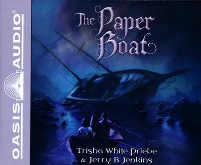 The Paper Boat - unabridged audio book on CD #3  -     Narrated By: Jaimee Draper     By: Trisha Priebe, Jerry B. Jenkins