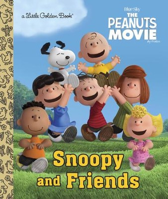 Meet the Peanuts Gang (Peanuts) - eBook  -     By: Golden Books     Illustrated By: Golden Books