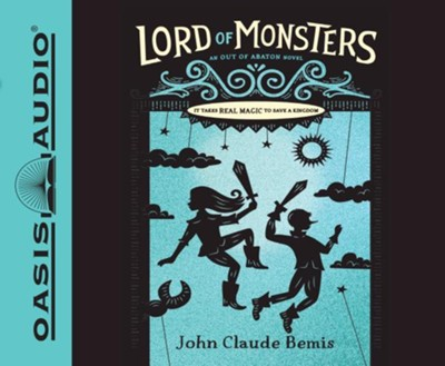 Out of Abaton, Book 2 Lord of Monsters Unabridged Audiobook on CD  -     By: John Claude Bemis