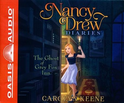 The Ghost of the Grey Fox Inn - unabridged audio book on CD  -     Narrated By: Jorjeana Marie     By: Carolyn Keene