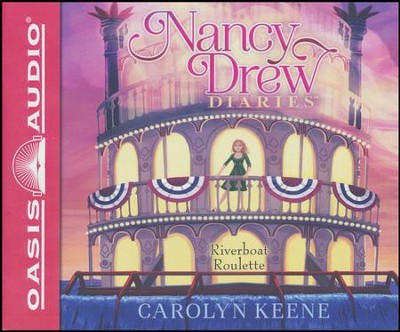 Riverboat Roulette - unabridged audio book on CD  -     Narrated By: Jorjeana Marie     By: Carolyn Keene