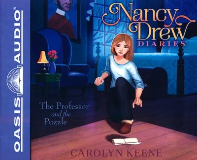 The Professor and the Puzzle - unabridged audio book on CD  -     Narrated By: Jorjeana Marie     By: Carolyn Keene