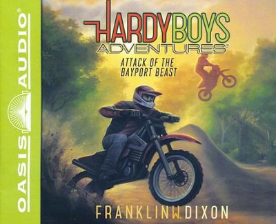 Attack of the Bayport Beast - unabridged audio book on CD  -     Narrated By: Tim Gregory     By: Franklin W. Dixon
