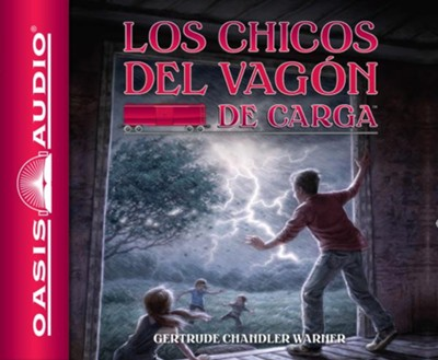 Los chicos del vagon de carga - completo libro de audio en CD  -     By: Gertrude Chandler Warner