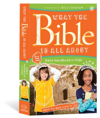 What the Bible Is All About: Bible Handbook for Kids  - Slightly Imperfect  -