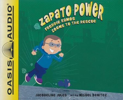 Freddie Ramos Zooms to the Rescue - unabridged audio book on CD  -     By: Jacqueline Jules