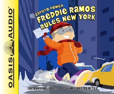 Freddie Ramos Rules New York - unabridged audio book on CD  -     By: Jacqueline Jules