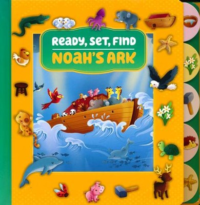 Ready, Set, Find Noah's Ark  -