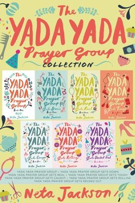 The Yada Yada Prayer Group Collection - eBook  -     By: Neta Jackson