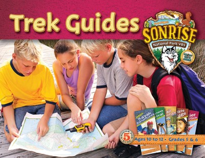 Trek Guides - Grades 5 & 6 (Enough for 5 kids)   -
