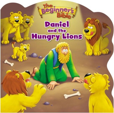 The Beginner's Bible Daniel and the Hungry Lions  -