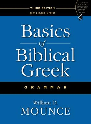 Basics of Biblical Greek Grammar / New edition - eBook  -     By: William D. Mounce