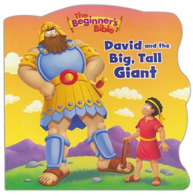 The Beginner's Bible David and the Big, Tall Giant  -