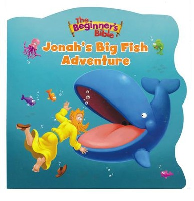The Beginner's Bible Jonah's Big Fish Adventure  -