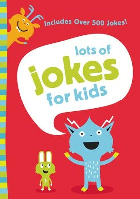 Lots of Jokes for Kids - eBook  -