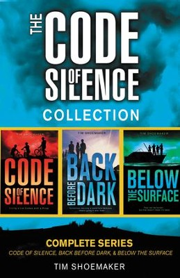 The Code of Silence Collection: Complete Series - eBook  -     By: Tim Shoemaker