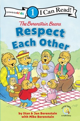 The Berenstain Bears Respect Each Other  -     By: Mike Berenstain