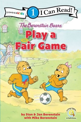 The Berenstain Bears Play a Fair Game  -     By: Stan Berenstain, Jan Berenstain, Mike Berenstain