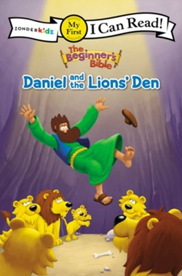 The Beginner's Bible Daniel and the Lions Den  -