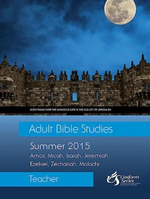 Adult Bible Studies Summer 2015 Teacher - eBook  -     By: Jack A. Keller